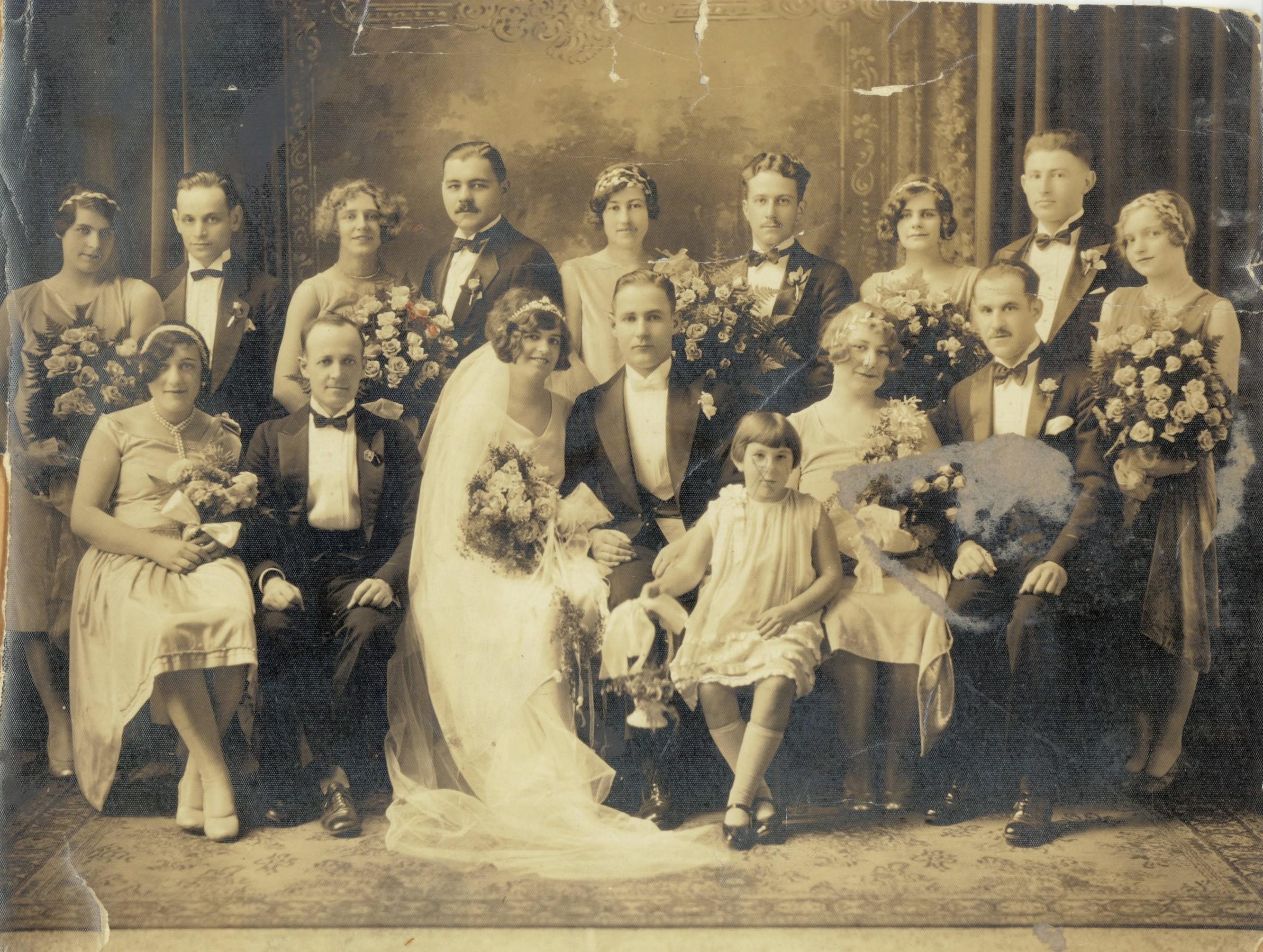 #9 Polly: Josephine's wedding
