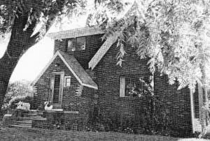 The Rebuilt Southfield House