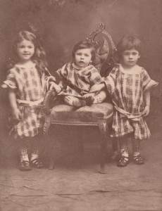Josephine, Berth, Frieda
